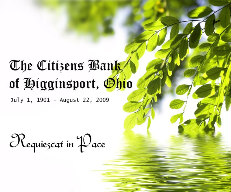 Citizens Bank of Higginsport